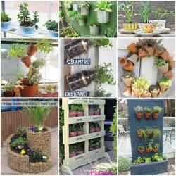 Diy Ideas 35 creative diy herb garden ideas