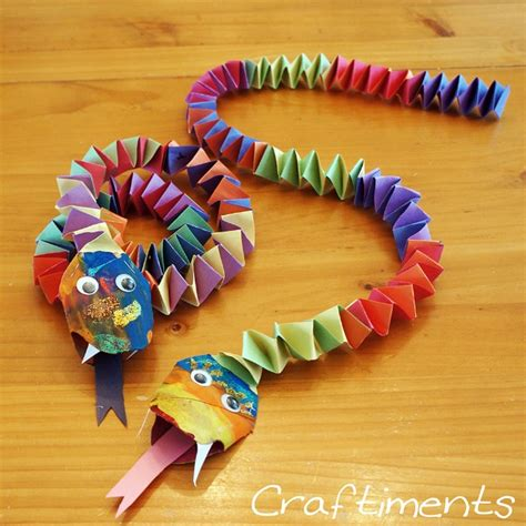 chinese  year crafts  eleven