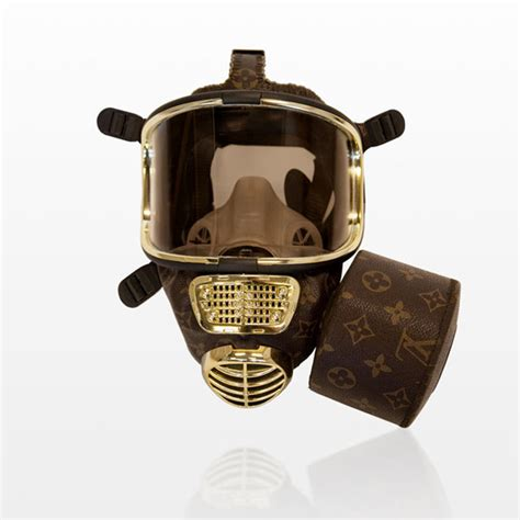 Nano Gold Mask nano gold gas mask can convert poisonous gases to harmless