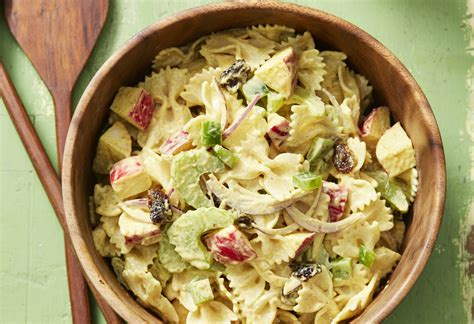 Link Vintage Apple Celery And Nut Salad by Curried Apple Celery And Raisin Pasta Salad Recipe Foodiful
