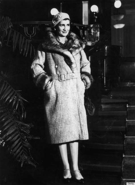 More Designer Muses by Coco Chanel Photos Prove The Designer Was Own Muse