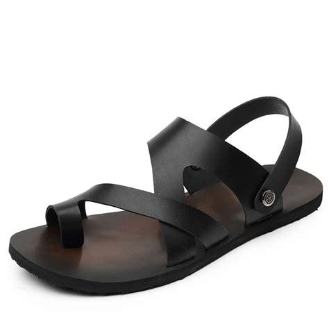 formal sandals for mens leather dress sandals