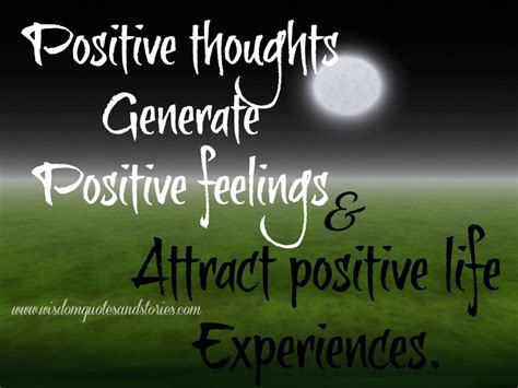 positive thoughts images quotes regarding positive thinking quotesgram
