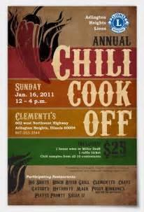 chili cook flyer template chili cook flyer template template design