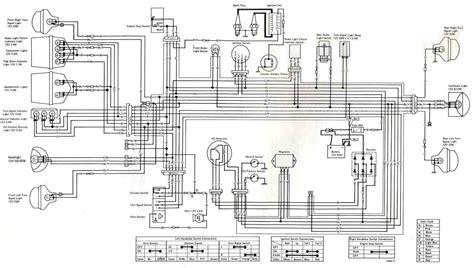 Wrg 5168 1976 Kawasaki Km 100 Wiring Diagram
