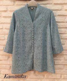 Atasan Wanita Batik Peplum Top Ff0652 baju kurung moden lace minimalis baju raya 2016 fesyen trend terkini fesyen trend terkini