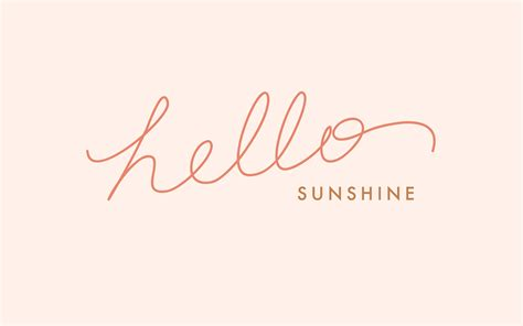 wallpaper for macbook quotes hello sunshine desktop 01 png 2 560 215 1 600 pixels mcbook