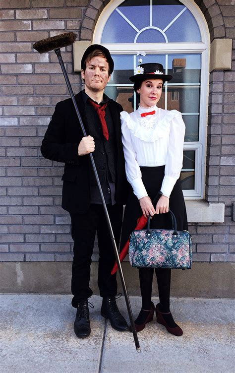 mary poppins and bert halloween from brit co