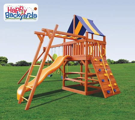 backyard monkey bar set backyard swing sets archives happy backyards