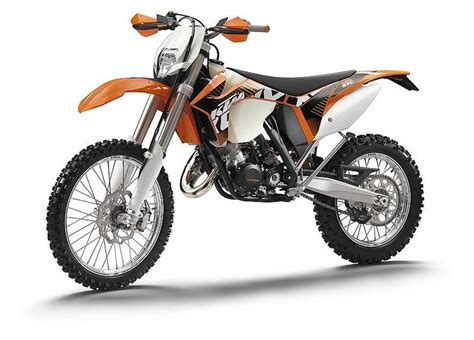 Ktm 125cc 2012 ktm 125 exc review top speed