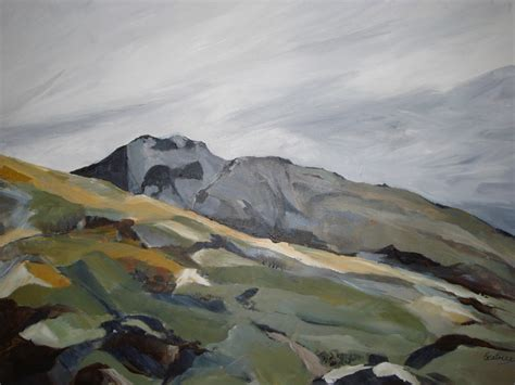 Landscape Artists Wales Landscape Paintings By A Artist Beatrice Williams