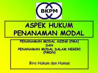 Hukum Penanaman Modal Asing ppt kew pa 4 senarai daftar harta modal tahun 2009 powerpoint presentation id 6396326