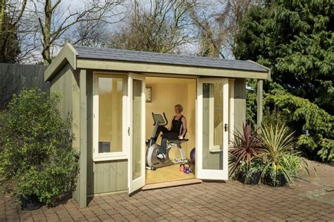 The Fitness Shed triyae backyard shed various design