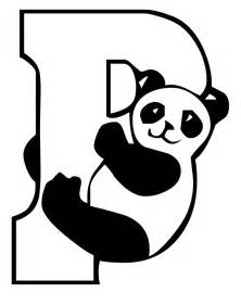 printable panda coloring pages cute kids