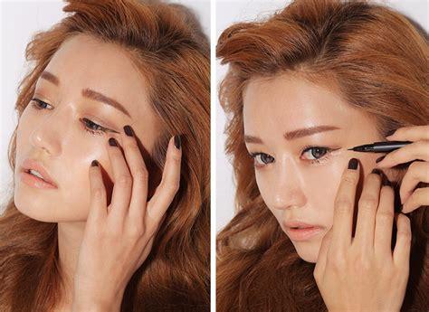 Jenis Dan Eyeliner by Karakteristik Penggunaan 3 Jenis Eyeliner Yang Berbeda
