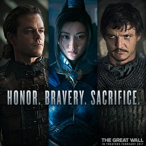 upcoming movies 2017 the great wall 2016 preview film the great wall 2016 edwin dianto new kid on the blog