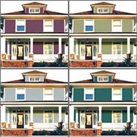 finding an exterior paint to complement seattle green and gray the seattle times