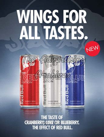 ad courtesy of e news 2010 photos of anistons lolavie promotion the advertising archives magazine advert red bull 2010s