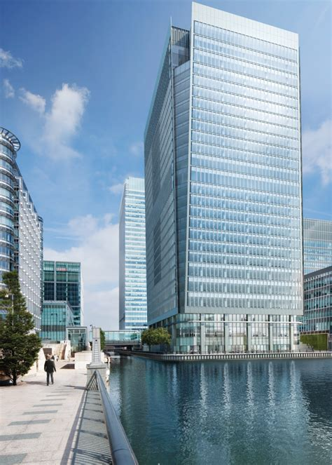 new canary wharf tower to be built at 25 churchill place