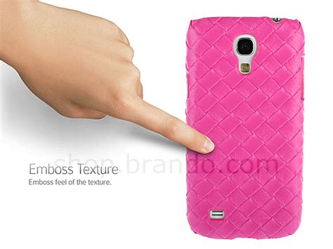 Mini Tablet Pink Woven W80s samsung galaxy s4 mini woven leather