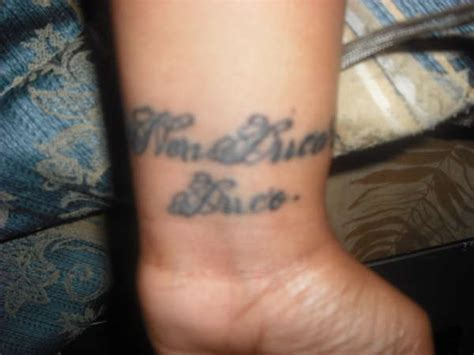 latin wrist tattoo quotes famous latin quotes tattoos quotesgram