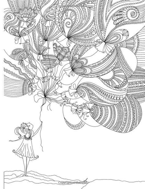 anti stress malen pinterest coloring mandalas and 185 besten coloring balloon umbrella bilder auf pinterest