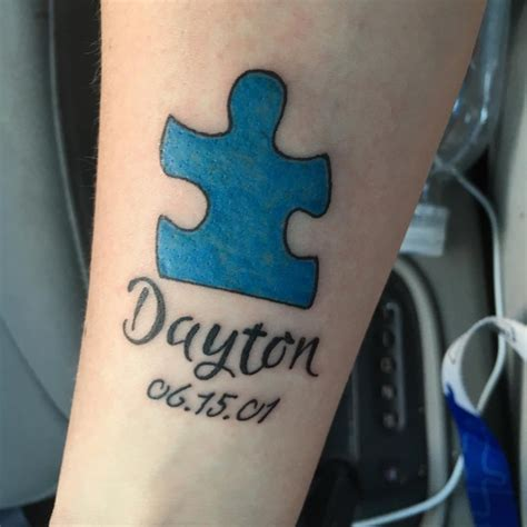 20 autism tattoo designs ideas design trends premium
