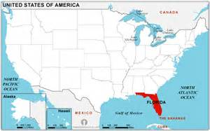 where is florida located on the map florida location map location map of florida state usa