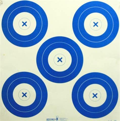 printable nfaa targets archery targets