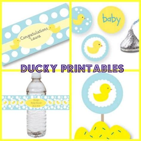ready to pop rubber st 25 best ideas about ducky baby showers on
