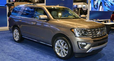 New Expedition all new 2018 ford expedition adopts aluminum and drops 300 pounds