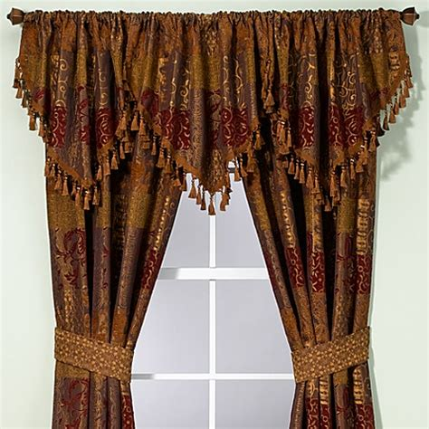 croscill galleria ascot valance bed bath