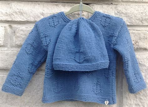 Handmade Sweaters For Children - buy boys sweater with matching beanie hat try handmade