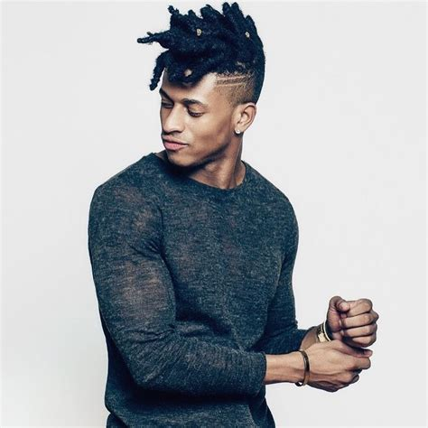 gq hairstyles for black guys 249 best images about males loc styles on pinterest