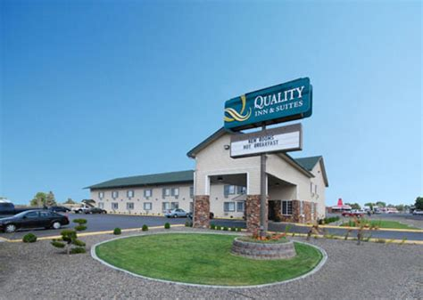 Which Is Better Quality Inn Or Comfort Inn by Hotel Picture Of Quality Inn Suites Toppenish Yakima