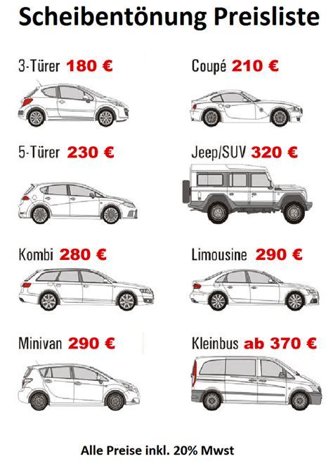 Autofolierung Wien Preis by Preise Folierung Autofolierung Fenster Bekleben