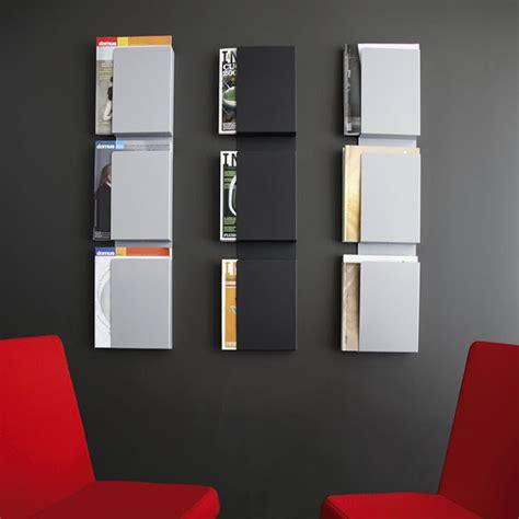 Wall Mounted Leaflet Display Racks by
