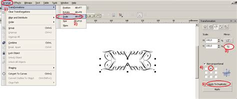 cara membuat undangan mudah dengan coreldraw cara mudah membuat ornamen di coreldraw dengan