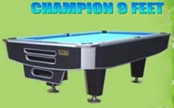 Meja Billiard Internasional chion billiard meja billiard chion
