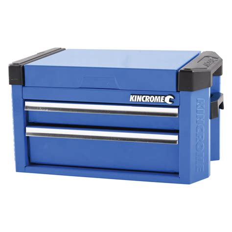 tool box with drawers cheap kincrome contour 174 mini tool chest 2 drawer electric blue