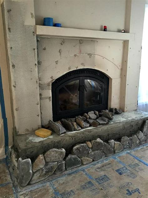 Fireplace Improvements by Fireplace Remodel Recipe