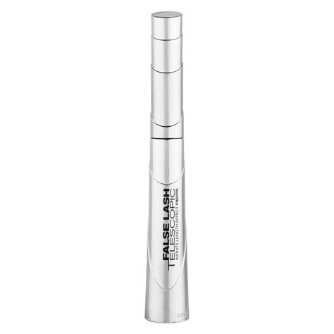 Mascara Loreal Telescopic buy false lash telescopic magnetic black 9 ml by l oreal priceline