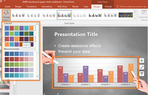 How To Choose A Consistent Color Scheme In Powerpoint Presentations Free Powerpoint Templates Powerpoint Template Color Scheme