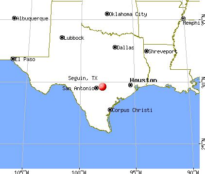 where is seguin texas on a map seguin texas tx 78155 profile population maps real estate averages homes statistics