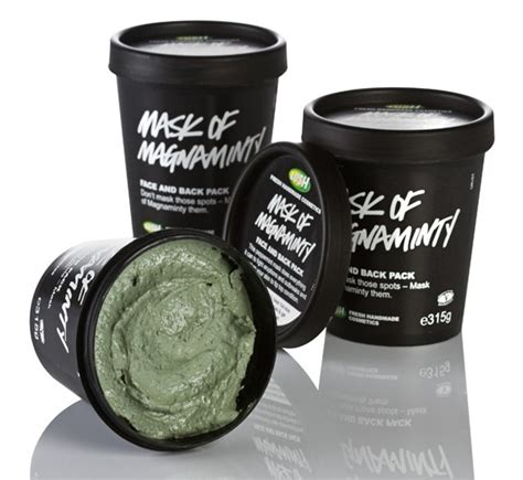 lush mask of magniminty fab spotlight on quot mask of magnaminty quot from lush