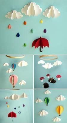 3d Paper Craft Ideas - home decor ideas craft ideas on home decor wall