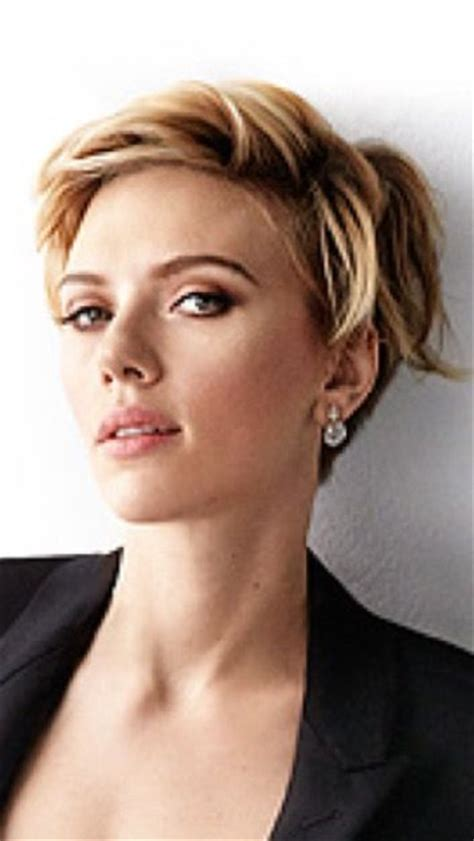 why scarlett johansson cut hair 25 best ideas about scarlett johansson on pinterest