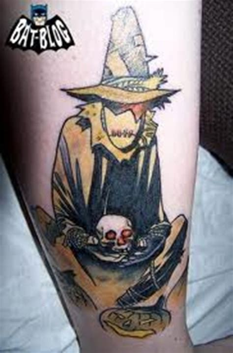 scarecrow tattoos 20 scary scarecrow tattoos