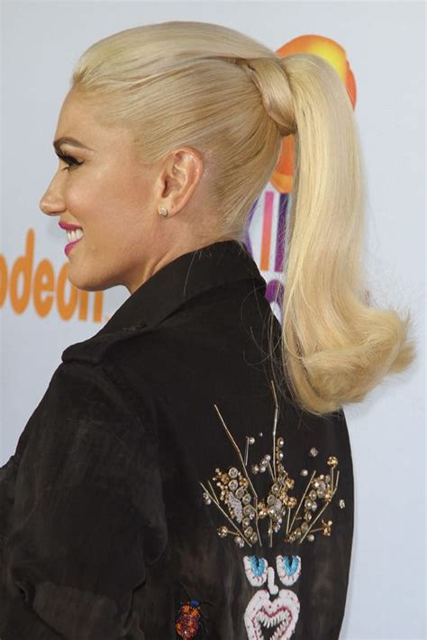 Gwen Stefani Hairstyle by Gwen Stefani S Hairstyles Hair Colors Style