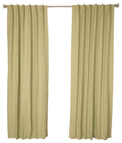 sage green curtains cotton linen solid cornseed panel sage green 108